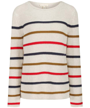 Women's Seasalt Gwaynten Jumper - Fairlead Ecru Mix