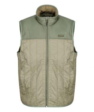 Men's Filson Ultralight Vest - OLIVE BRAN/MPGN