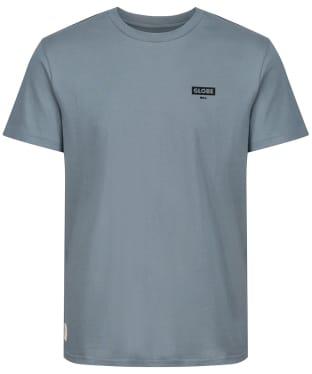 Men's Globe Living Low Velocity Tee - Steel Blue