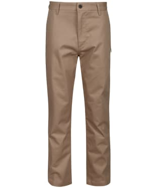 Men's Globe Foundation Trousers - Stone