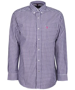 Men's Ariat Hartley Fitted L/S Shirt - Passion Pink