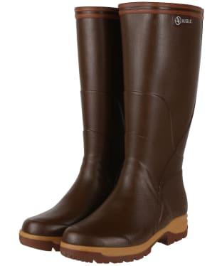 Men's Aigle Tancar Pro Boots - Marron