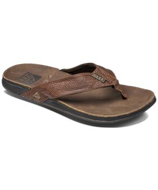 Men's Reef J-Bay III Flip Flops - Camel