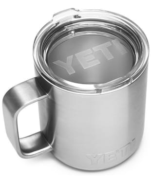 YETI Rambler 10oz Mug - Stainless Steel