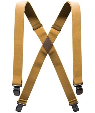 Arcade Jessup Suspenders - Metallic Brown