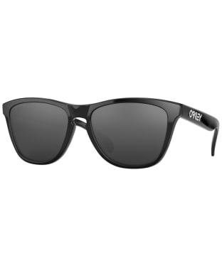 Oakley Frogskins Prizm Black Sunglasses - Polished Black