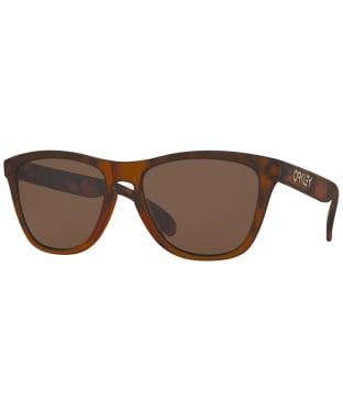 Oakley Frogskins Prizm Tungsten Sunglasses - Matte Tortoise