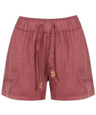 Women's Tentree Instow Shorts - Twilight Mauve