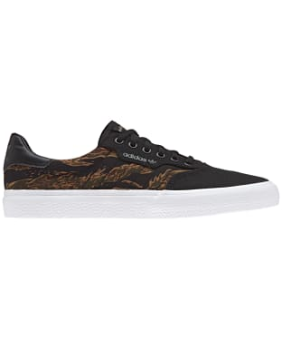 Men's Adidas 3MC Skate Shoes - Black / Brown / CRG