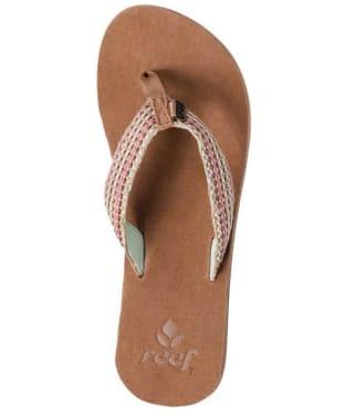 Women's Reef Gypsylove Flip Flops - Teal