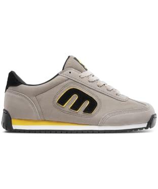 Men's etnies Lo-Cut II LS Skate Shoes - Tan / Black