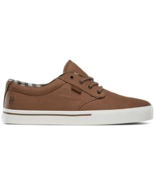 etnies Jameson 2 Eco Skate Shoes - Chocolate / Gum