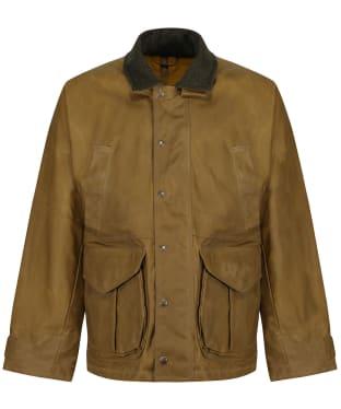 Men's Filson Tin Cloth Field Jacket - Dark Tan