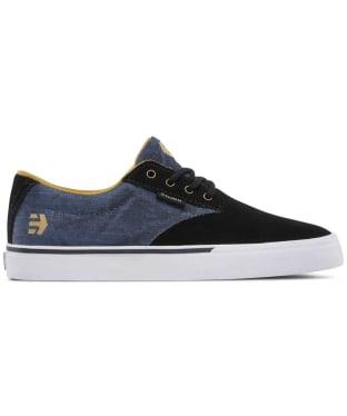 Men's etnies Jameson Vulc Skate Shoes - Black / Denim