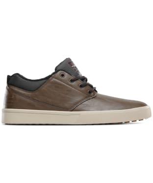 Men's etnies Jameson MTW X 32 Skate Shoes - Brown / Navy