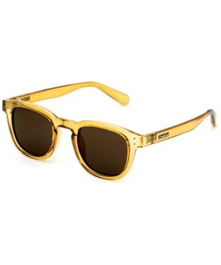 Carve Havana Polarized Sunglasses - Honey