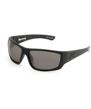 Carve Moray Polarized Floatable Sunglasses - Black