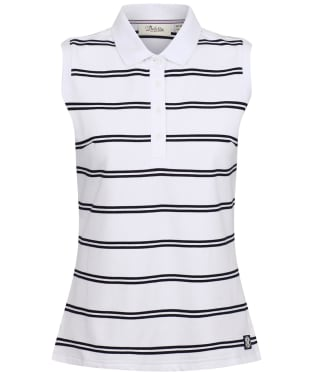 Women's Dubarry Mohill Sleeveless Top - White