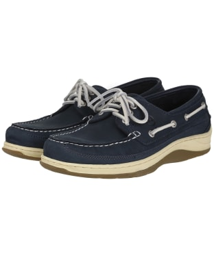 Men's Orca Bay Squamish Boat Shoes - Navy