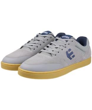 etnies Marana Michelin Skateboarding Shoes - Grey / Blue / Gum