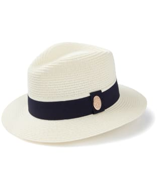 Women's Hicks & Brown The Orford Fedora - Navy