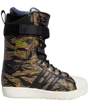 Men's Adidas Superstar ADV Snowboard Boots - Black / Cargo / Des