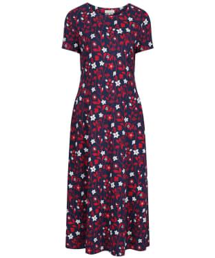 Women's Seasalt Abbey View Dress - Summer Meadow Harbour