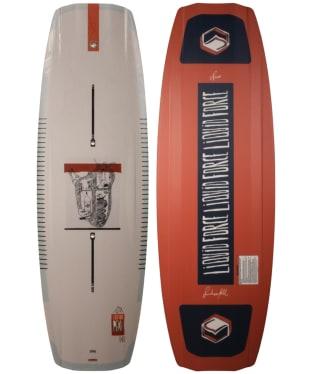 Liquid Force Peak Nico Vin Lerchenfeld Pro Model Wakeboard - Multi