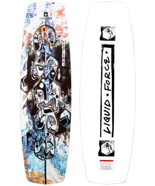 Liquid Force Butterstick Pro Felix Georgii Pro Model Wakeboard - Multi
