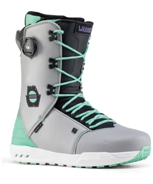 Men's Ride Snowboard Boots Fuse - Grey