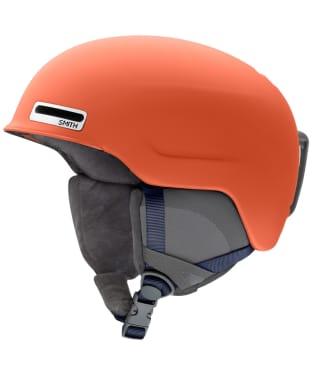 Smith Maze Snowboard Helmet - Matte Red Rock