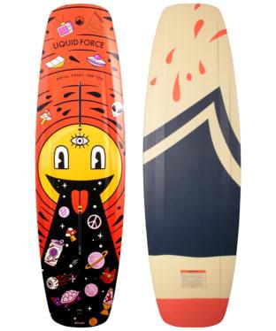 Liquid Force Tao Daniel Grant Pro Model Park Wakeboard - Multi Orange