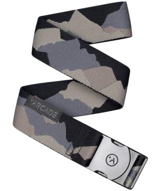 Arcade Ranger Belt - Grey Peaks Camo