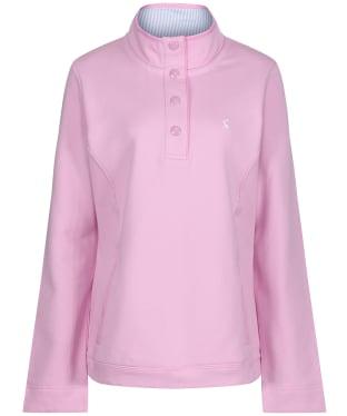 Women's Joules Beachy Sweatshirt - Light Pink