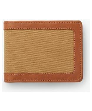 Men's Filson Outfitter Wallet - Tan