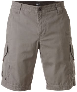 Men's Fox Slambozo Cargo Shorts - Gunmetal