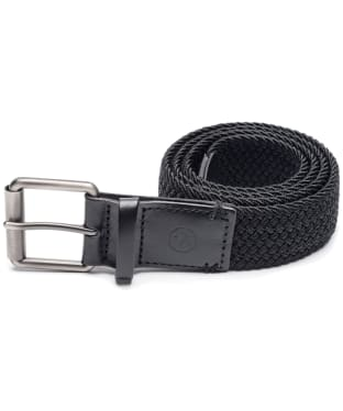 Arcade Woven Hudson Belt - Black