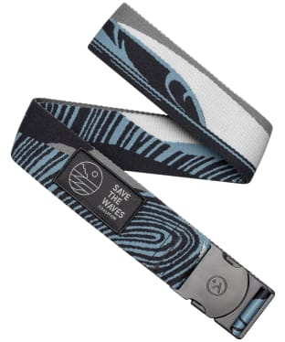 Arcade Rambler x Save the Waves Belt - Blue