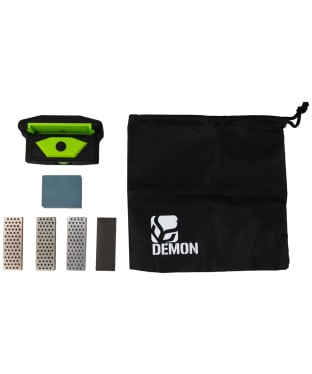 Demon Protection Elite Edge Tuner Care Kit - Black