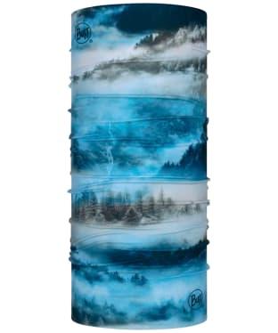 Buff Original Hollow Blue Tubular Necktube - Hollow Blue