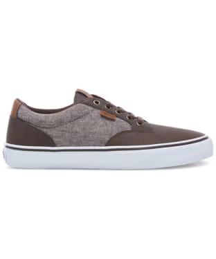 Men's Vans Winston Skate Shoes - Brown