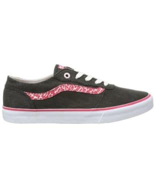Women's Vans Milton Skate Shoes - Brown
