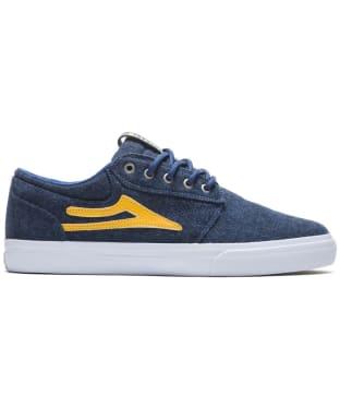 Men's Lakai Griffin Skateshoes - Navy