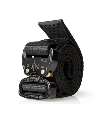 Musto Land Rover Above and Beyond Belt - Black