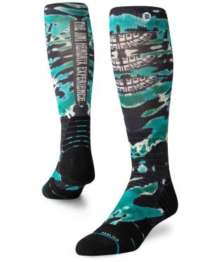 Men's Stance Hendrix Experience Snowboard Socks - Blue
