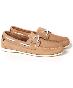Women's Dubarry Aruba Deck Shoes - Beige