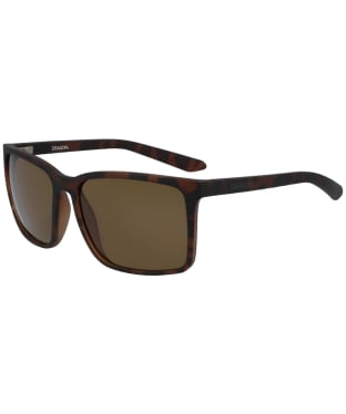 Dragon Montage Sunglasses - Matte Tortoise