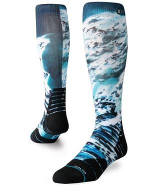 Men's Stance Blue Yonder Snow Snowboard Socks - Blue