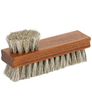 R.M. Williams Double Sided Brush - Natural