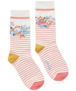 Joules Brilliant Bamboo Socks - St Ives Stripe